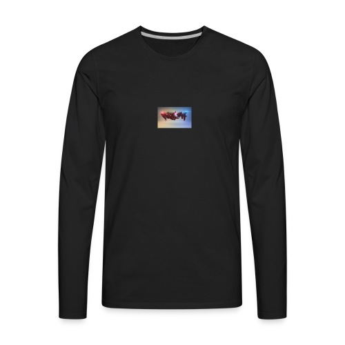 fresh - Men's Premium Long Sleeve T-Shirt