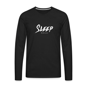 sleep - Men's Premium Long Sleeve T-Shirt