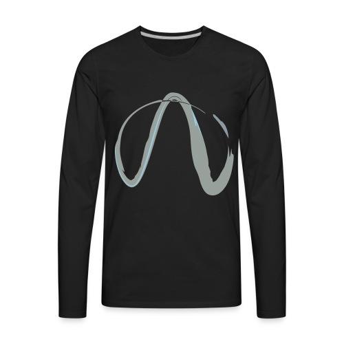 ATLVS Blizzard - Men's Premium Long Sleeve T-Shirt