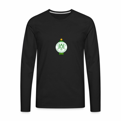 Raja Club Logo - Men's Premium Long Sleeve T-Shirt