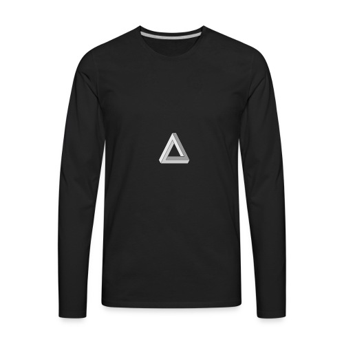 Trinity of Morose - Men's Premium Long Sleeve T-Shirt