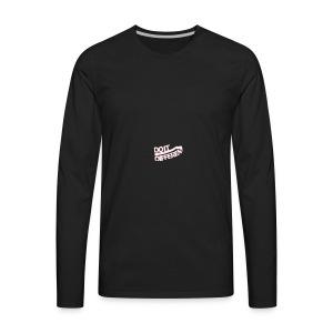 Do it - Men's Premium Long Sleeve T-Shirt