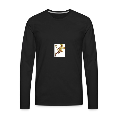 Hermes - Men's Premium Long Sleeve T-Shirt