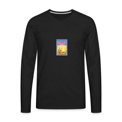 Gay Angel - Men's Premium Long Sleeve T-Shirt