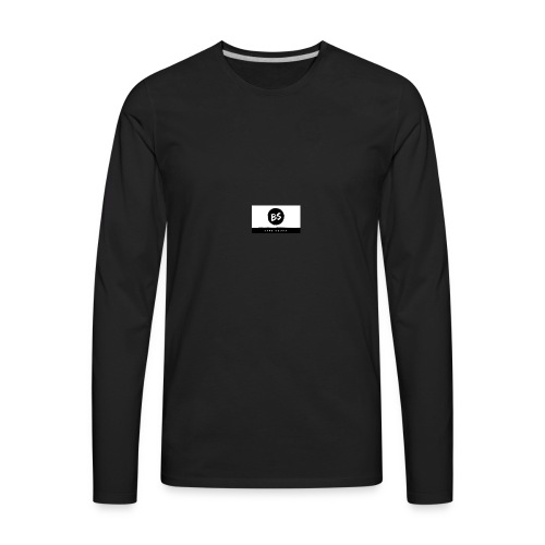 BapeSquad - Men's Premium Long Sleeve T-Shirt