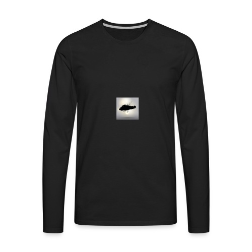 Tuff-kool-clothing - Men's Premium Long Sleeve T-Shirt
