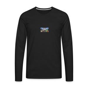 th - Men's Premium Long Sleeve T-Shirt