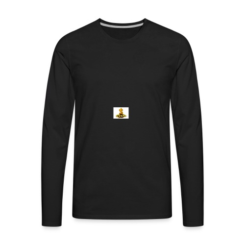 Unknown - Men's Premium Long Sleeve T-Shirt