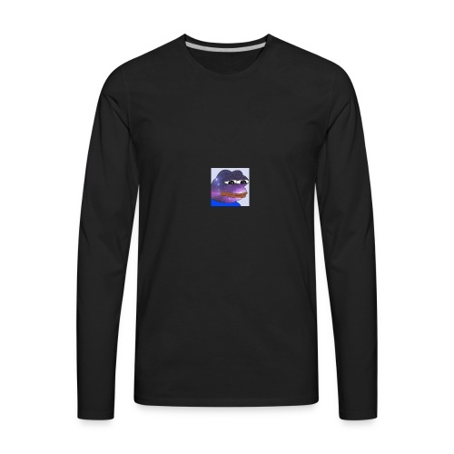 pepe - Men's Premium Long Sleeve T-Shirt