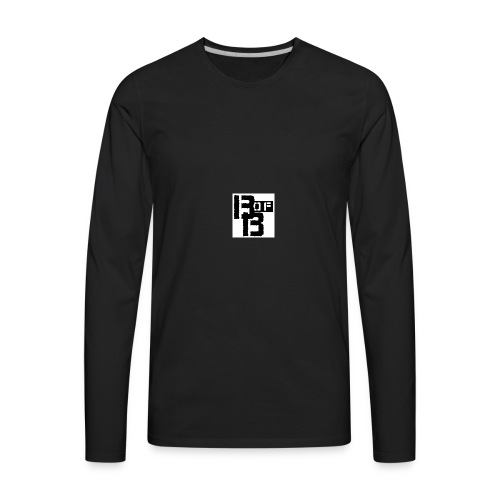 bros of blades2 - Men's Premium Long Sleeve T-Shirt