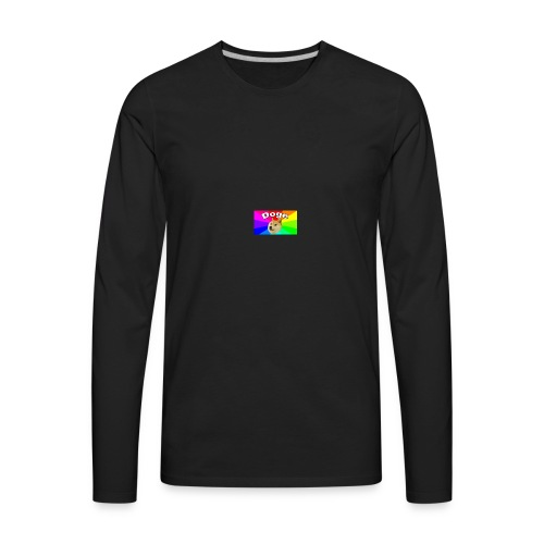 Dogey - Men's Premium Long Sleeve T-Shirt