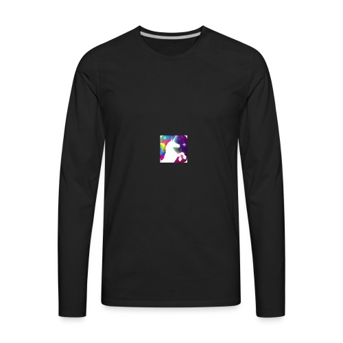Uni-T - Men's Premium Long Sleeve T-Shirt