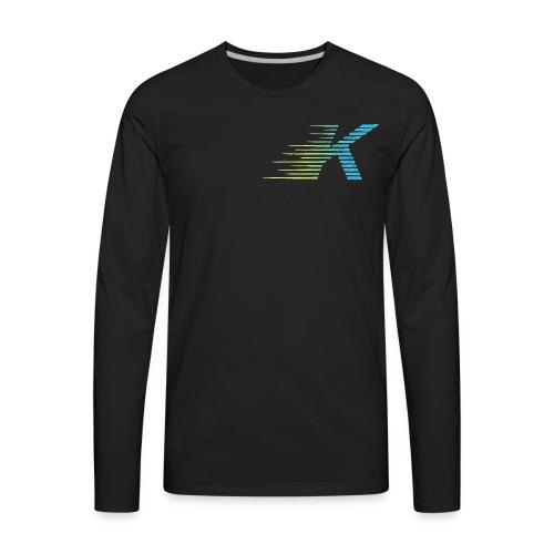 Speedy K - Men's Premium Long Sleeve T-Shirt
