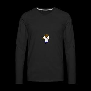 DrBaacca - Men's Premium Long Sleeve T-Shirt