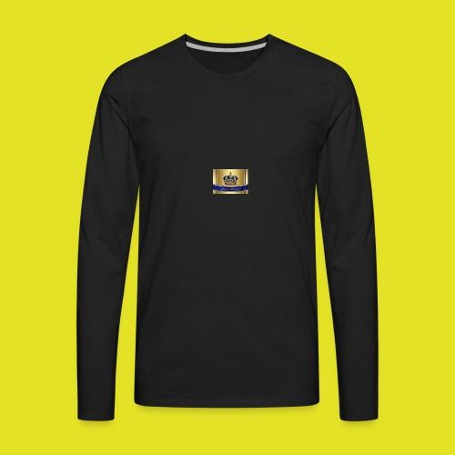 King of prince - Men's Premium Long Sleeve T-Shirt