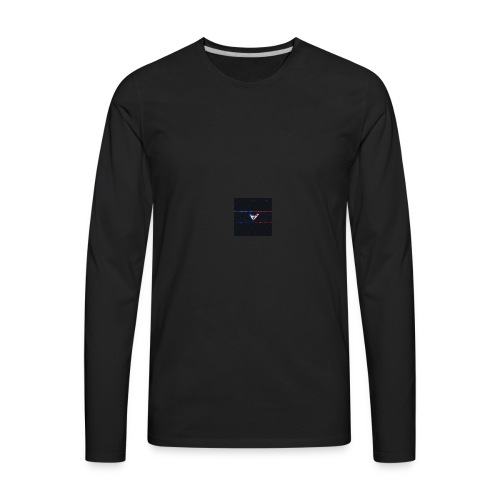 Lewzer merch - Men's Premium Long Sleeve T-Shirt