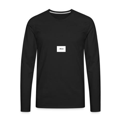 Youtube name - Men's Premium Long Sleeve T-Shirt