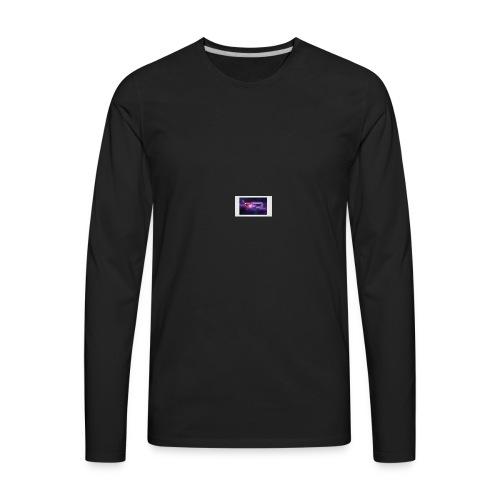 Gravity - Men's Premium Long Sleeve T-Shirt