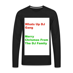 Christmas Collection - Men's Premium Long Sleeve T-Shirt