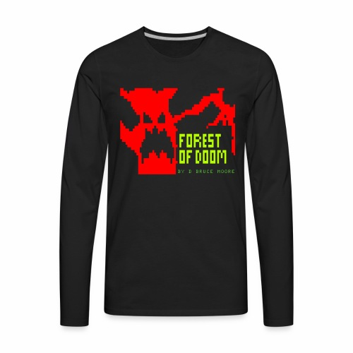 Forest of Doom T-Shirts - Men's Premium Long Sleeve T-Shirt