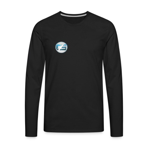Cephalon Sipps New Logo - Men's Premium Long Sleeve T-Shirt