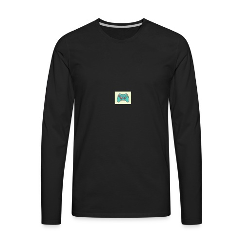 Mens Vinty Shirt - Men's Premium Long Sleeve T-Shirt