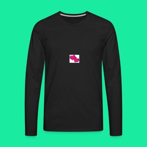 No LIMTS - Men's Premium Long Sleeve T-Shirt