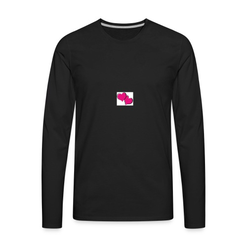 No LIMTS - Men's Premium Long Sleeve T-Shirt
