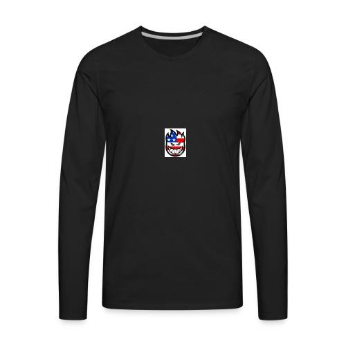 spitfire - Men's Premium Long Sleeve T-Shirt