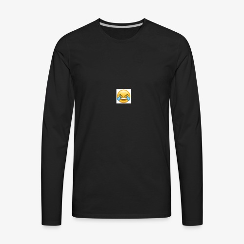 its real - Men's Premium Long Sleeve T-Shirt
