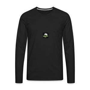 the nice - Men's Premium Long Sleeve T-Shirt