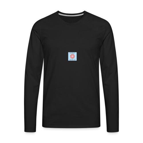 download - Men's Premium Long Sleeve T-Shirt