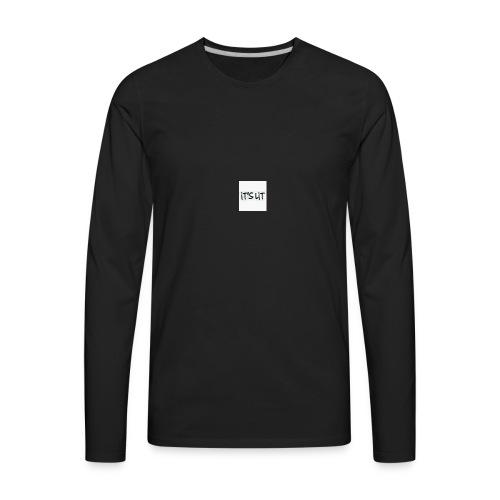 st small 215x235 pad 210x230 f8f8f8 lite 1u4 super - Men's Premium Long Sleeve T-Shirt