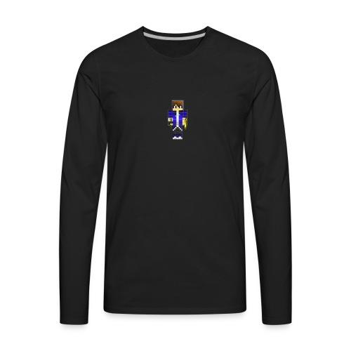 naamloos npg - Men's Premium Long Sleeve T-Shirt