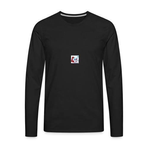 Husseinsavage.com/shop - Men's Premium Long Sleeve T-Shirt