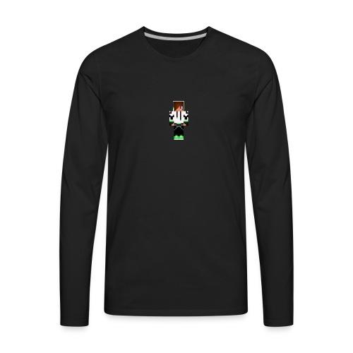 Kickster - Men's Premium Long Sleeve T-Shirt