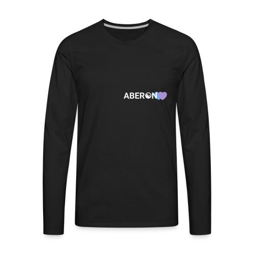 Abby & Cameron's Hashtag - Men's Premium Long Sleeve T-Shirt