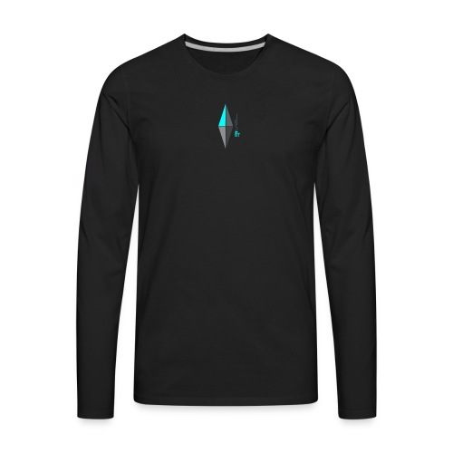 DSFit | Diamond - Men's Premium Long Sleeve T-Shirt