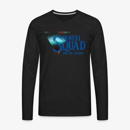 Sentai Squad, Assemble! - Men's Premium Long Sleeve T-Shirt