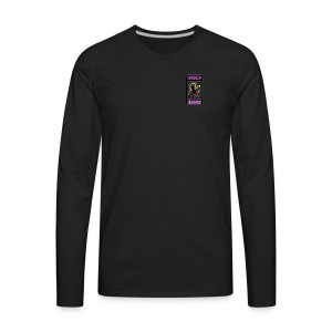 PG - Men's Premium Long Sleeve T-Shirt