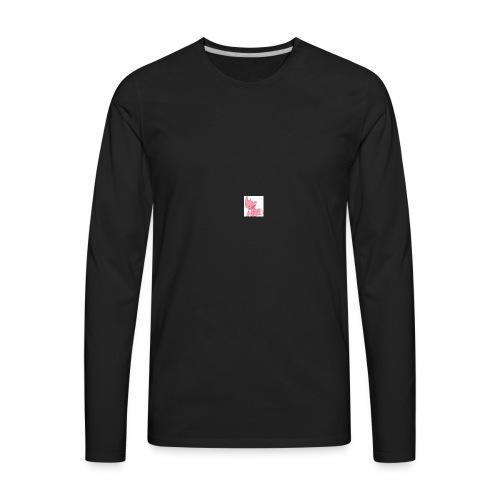 foxxx - Men's Premium Long Sleeve T-Shirt