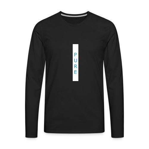 PURE - Men's Premium Long Sleeve T-Shirt