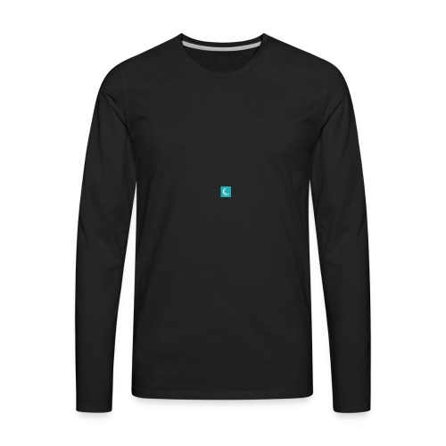 Moon 23 - Men's Premium Long Sleeve T-Shirt
