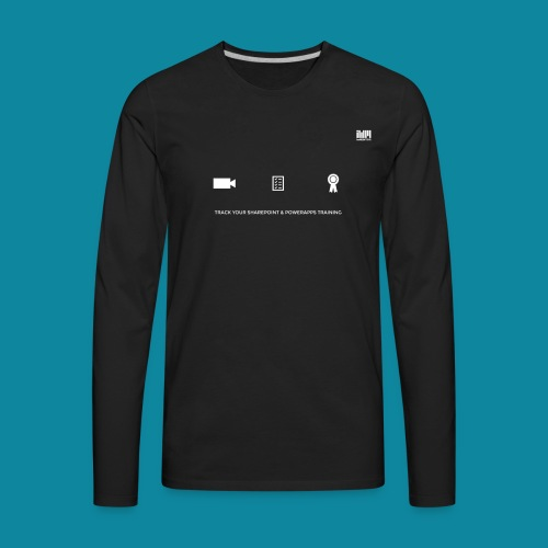 IW Mentor - Men's Premium Long Sleeve T-Shirt