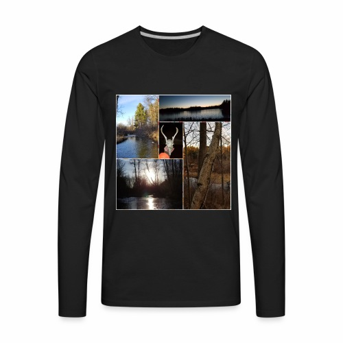 Sweet Summer - Men's Premium Long Sleeve T-Shirt
