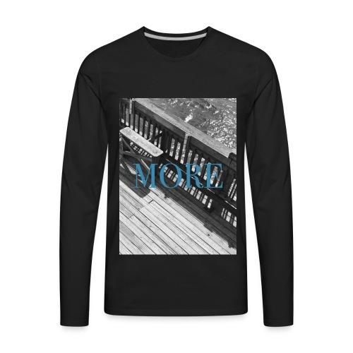 Pier - Men's Premium Long Sleeve T-Shirt