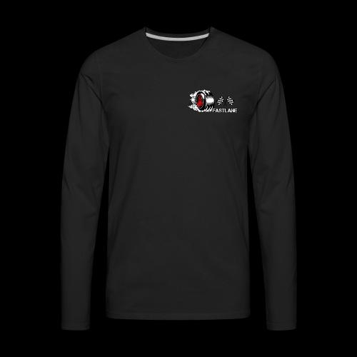 FastLane - Men's Premium Long Sleeve T-Shirt