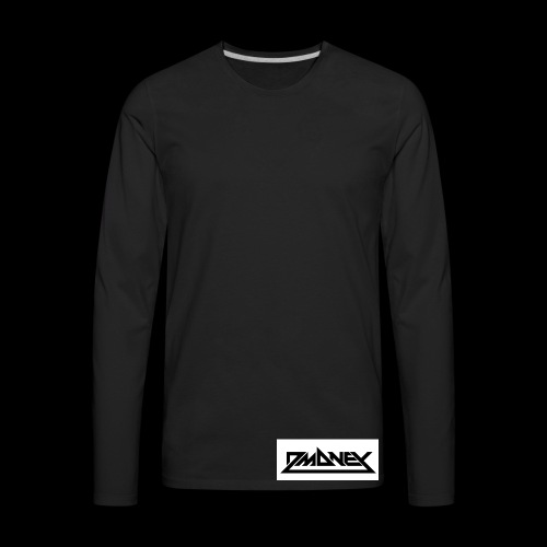 D-money merchandise - Men's Premium Long Sleeve T-Shirt