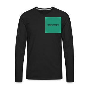 Cool Torta - Men's Premium Long Sleeve T-Shirt