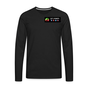 Salty Abandon - Men's Premium Long Sleeve T-Shirt
